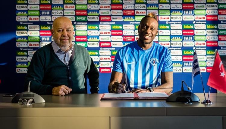 Kasımpaşa'danMbaye Diagne transferi
