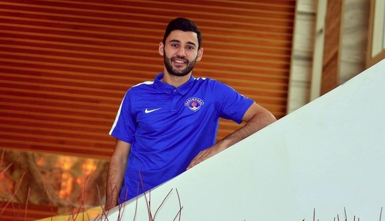 Kasımpaşalı Veysel Sarı'dan Beşiktaş'a gönderme