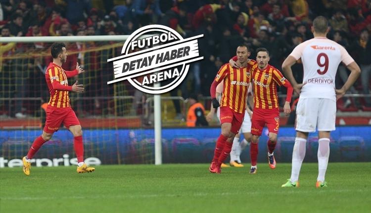 Kayserispor'da Umut Bulut fırtınası! Büyük maçları boş geçmedi