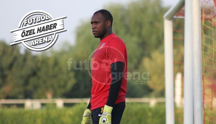 Kayserispor'dan ayrılan Ali Ahamada, Metz'e transfer oldu