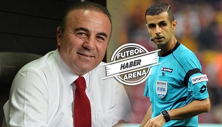 Konyaspor'dan Mete Kalkavan'a sert tepki! Yeter artık istemiyoruz
