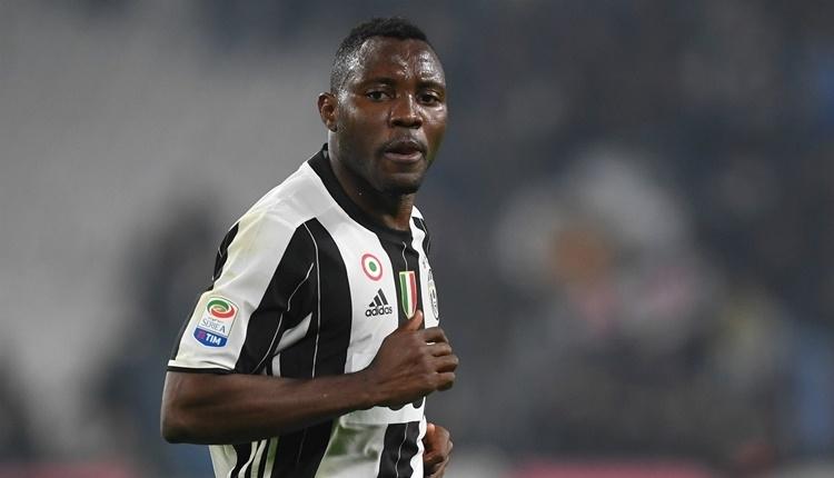 Kwadwo Asamoah transferinde Galatasaray için kritik hafta
