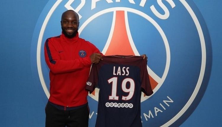 Lassana Diarra, PSG ile imzaladı