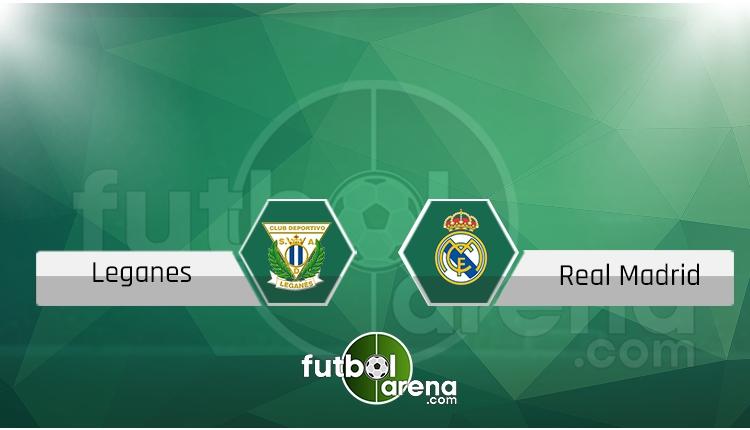 Leganes - Real Madrid maçı saat kaçta, hangi kanalda? (İddaa Canlı Skor)