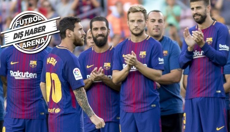 Lionel Messi ile Arda Turan'ın arası bozuk iddiası