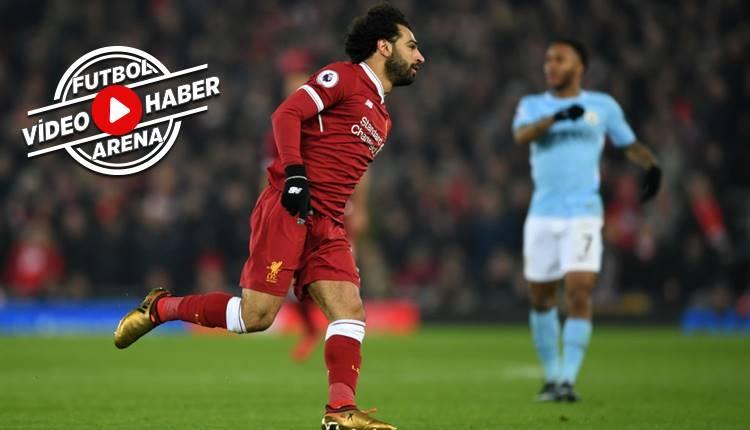 Liverpool 4-3 Manchester City maçı özeti ve golleri (İZLE)