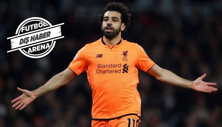 Liverpool efsanesinden flaş yorum! Salah 225 milyon Euro