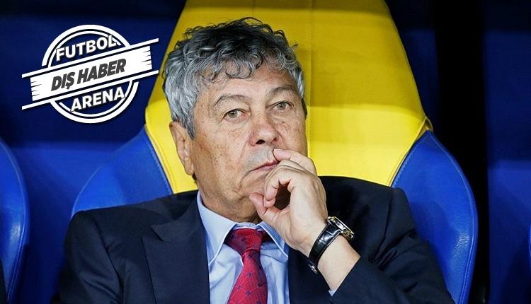 Lucescu: Ukrayna ile hazırlık maçı yapabiliriz.