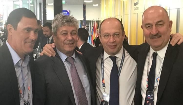 Lucescu'dan Milli takım için Hagi örneği