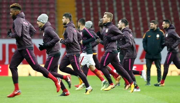 Maç bitti, Galatasaray durmadı