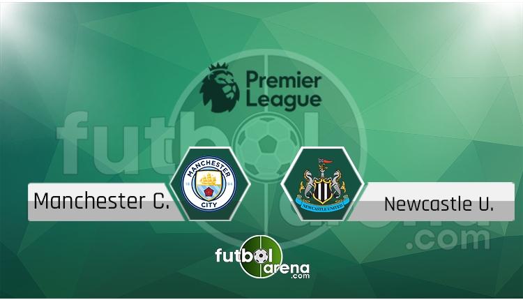 Manchester City - Newcastle United maçı saat kaçta, hangi kanalda? (İddaa Canlı Skor)