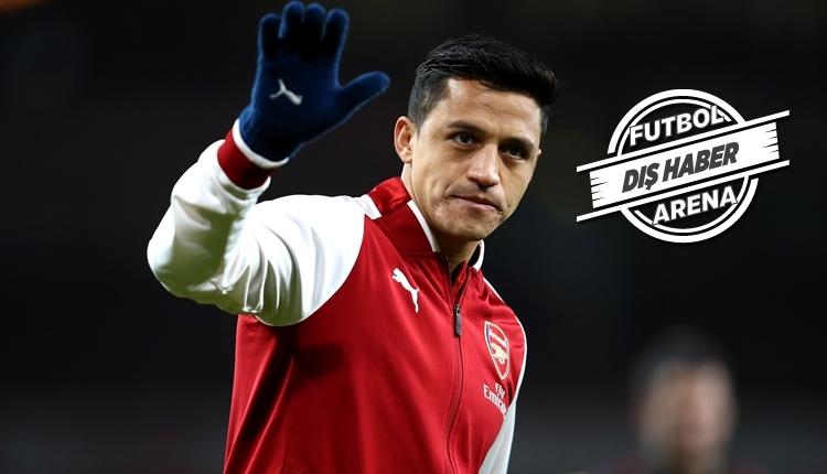 Manchester United, Alexis Sanchez transferi için devrede! Takas teklifi