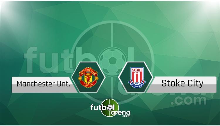Manchester United - Stoke City maçı saat kaçta, hangi kanalda? (İddaa Canlı Skor)