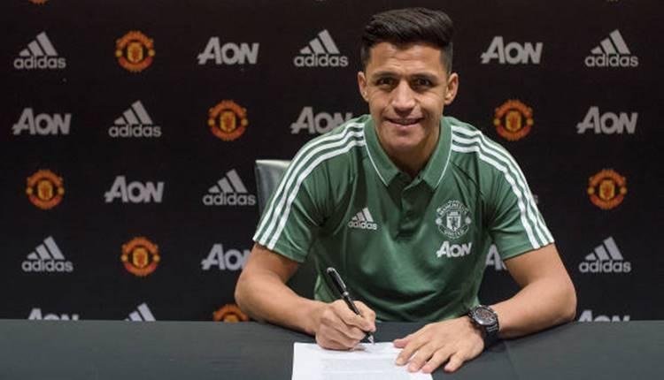Manchester United'ın yeni transfer Alexis Sanchez'e doping şoku