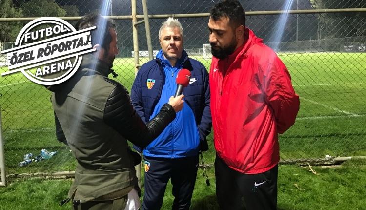 Marius Sumudica'dan FutbolArena'ya özel açıklamalar
