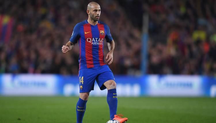 Mascherano'dan Barcelona'ya duygusal veda