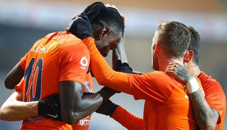 Medipol Başakşehir 5-0 Kardemir Karabükspor maç özeti ve golleri (İZLE)