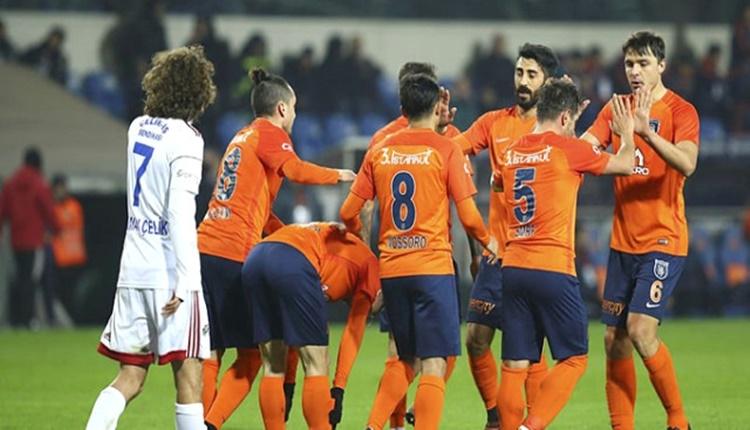 Medipol Başakşehir gol rekorunu kırdı