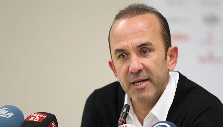 Mehmet Özdilek'ten Cenk Tosun sözleri