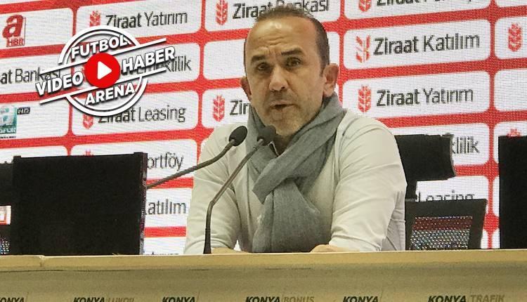 Mehmet Özdilek'ten futbolcularına övgü