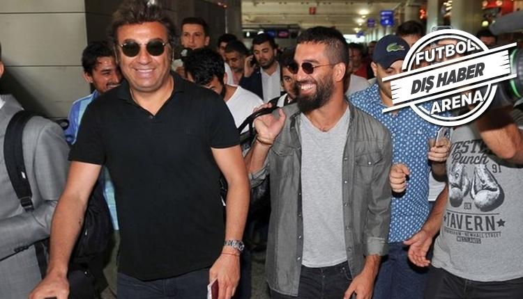 Milan'a Arda Turan transferi önerisi! Ahmet Bulut devrede