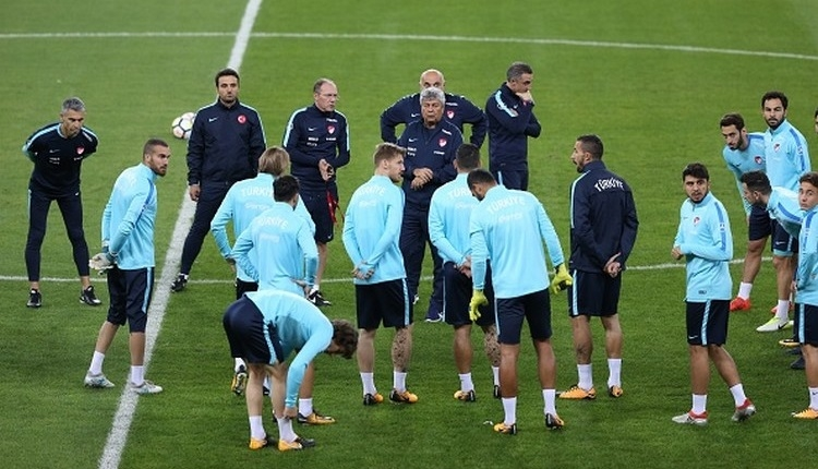 Milli Takım, Rusya ile hazırlık maçı yapacak