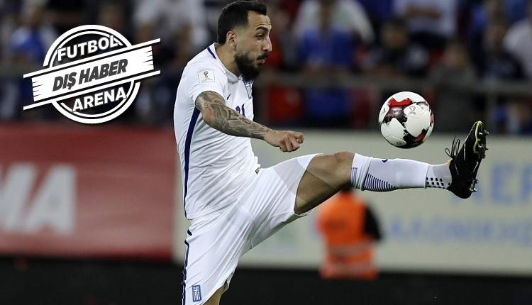Mitroglou'nun menajerinden Beşiktaş açıklaması