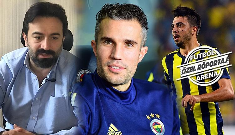 Murat Aşık'tan FutbolArena'ya Ozan Tufan ve Robin van Persie ile ilgili çarpıcı ifadeler