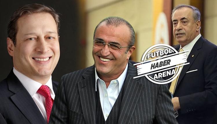 Galatasaray'da Mustafa Cengiz, Abdurrahim Albayrak ve Burak Elmas ile anlaştı