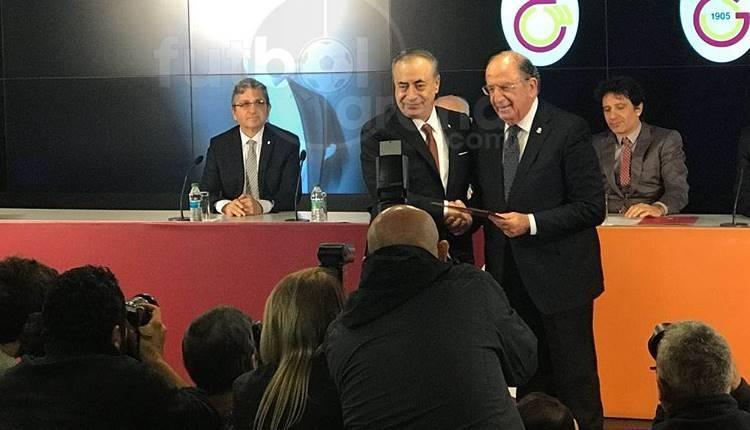 Mustafa Cengiz'den Fatih Terim'e tam destek ve transfer sözleri