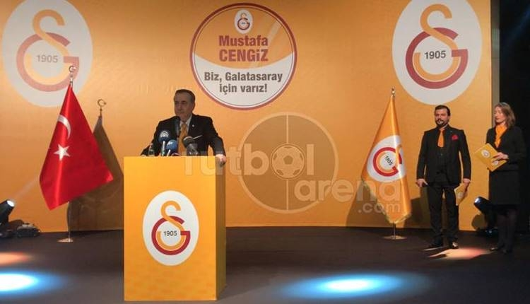 Mustafa Cengiz: 'Titanik'teyiz, Galatasaray'a buz dağı yaklaşıyor'
