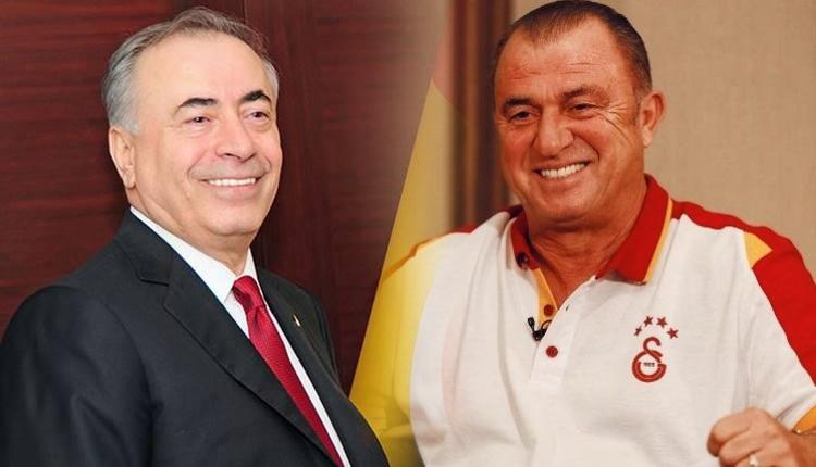 Mustafa Cengiz'den Fatih Terim açıklaması ''Şaşırıyoruz...''