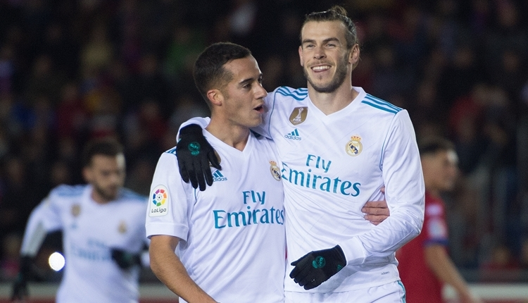 Numancia 0-3 Real Madrid maç özeti ve golleri (İZLE)