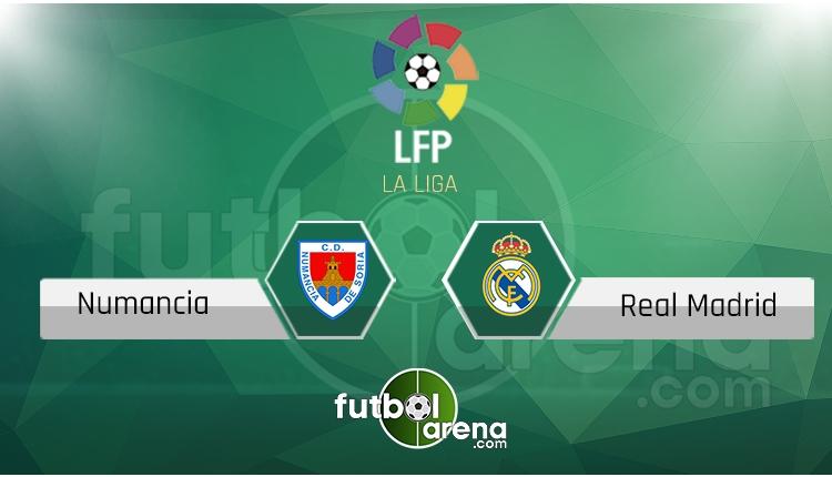 Numancia - Real Madrid maçı saat kaçta, hangi kanalda? (İddaa Canlı Skor)