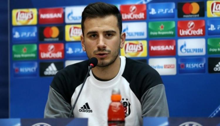 Oğuzhan Özyakup'tan transfer açıklaması ''Avrupa transfer hedefim var.''