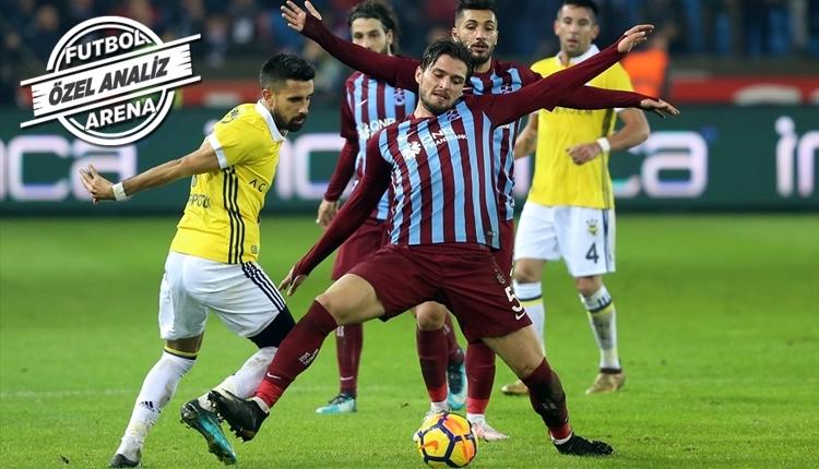 Okay Yokuşlu, Trabzonspor - Fenerbahçe maçında yıldızlaştı