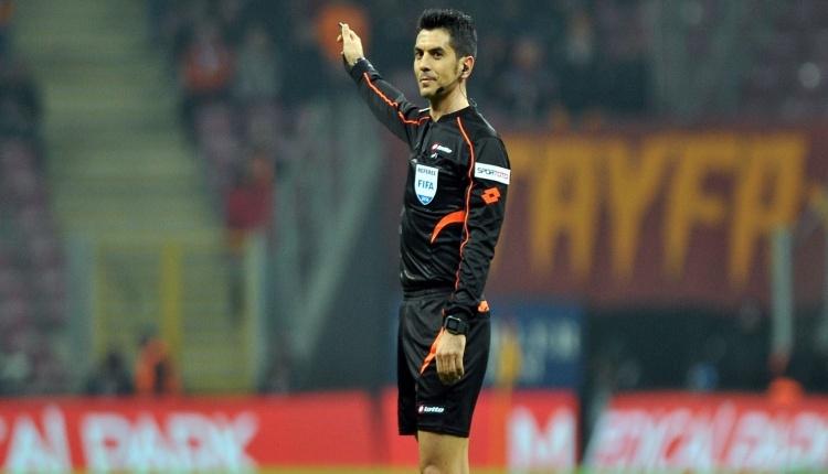 Olaylı Galatasaray - Trabzonspor maçı hakemiDeniz Ateş Bitnel'in lisansı askıya alındı