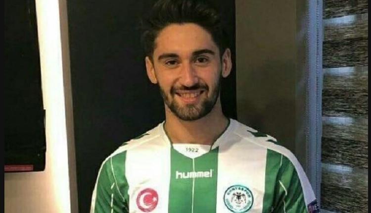 Orkan Çınar'ın Konyaspor formasıyla ilk görüntüsü