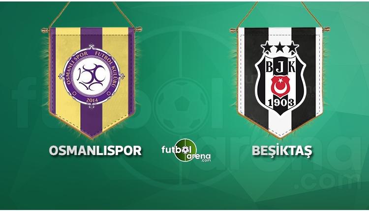 Osmanlıspor - Beşiktaş maçı saat kaçta, hangi kanalda? (İddaa Canlı Skor)