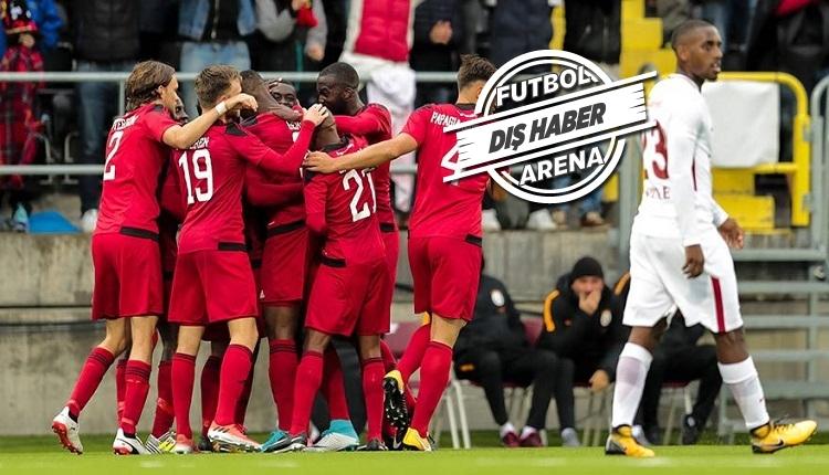 Ostersunds futbolcusundan Galatasaray açıklaması: