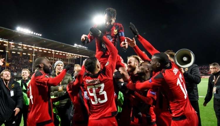 Östersunds yılın takımı seçildi