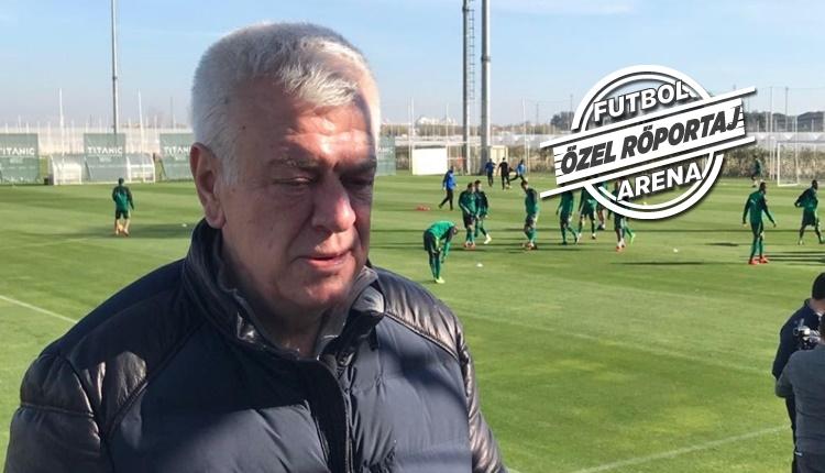 FutbolArena Bursaspor kampında! Ali Ay'dan Ozan Tufan yorumu