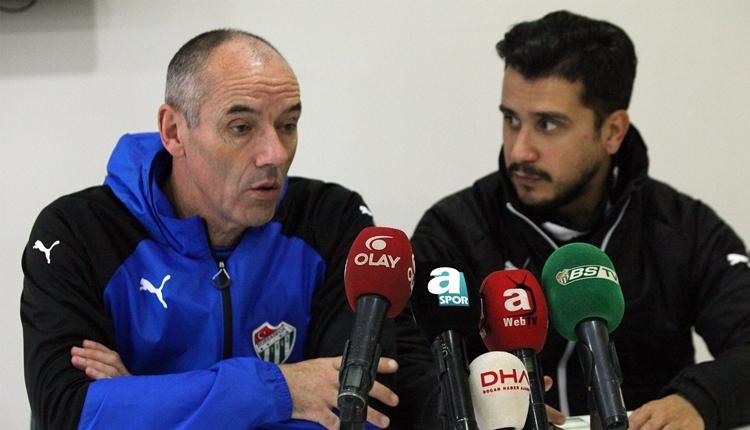 Paul Le Guen, Bursaspor'a bir transfer daha istedi