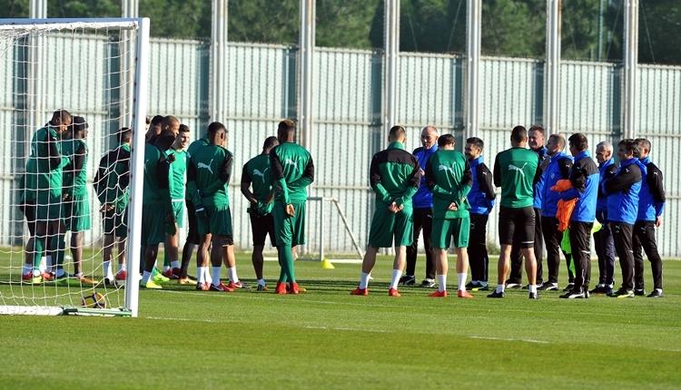 Paul Le Guen'den futbolcularına Beşiktaş uyarısı