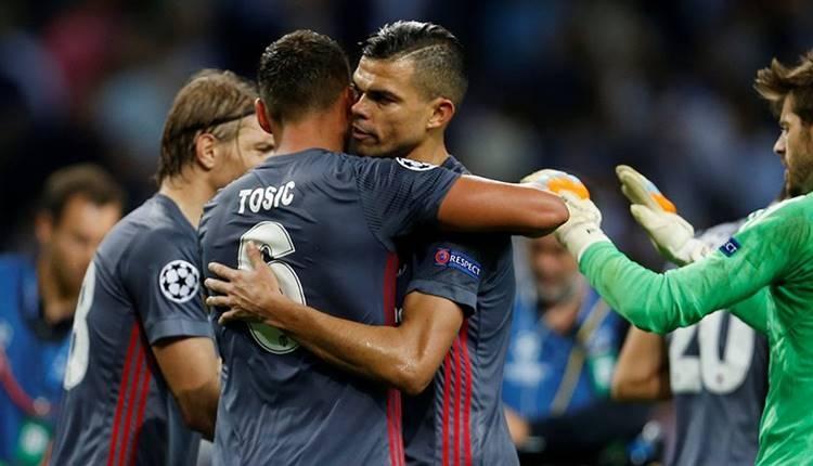 Pepe ve Tosic'in sakatlığı ciddi mi? Beşiktaş'tan açıklama