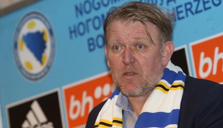 Prosinecki, Bosna Hersek'e imza attı! İlk sözleri