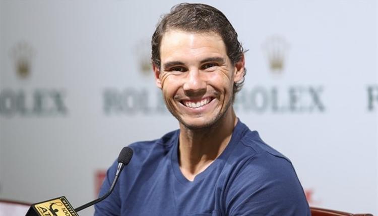 Rafael Nadal'dan Türkiye'ye Türkçe mesaj