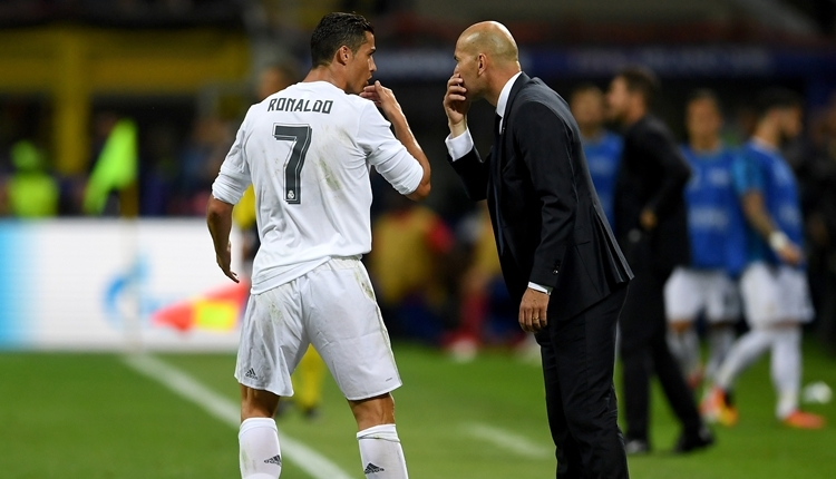 Real Madrid düşme hattına daha yakın! Zidane kredi tüketti