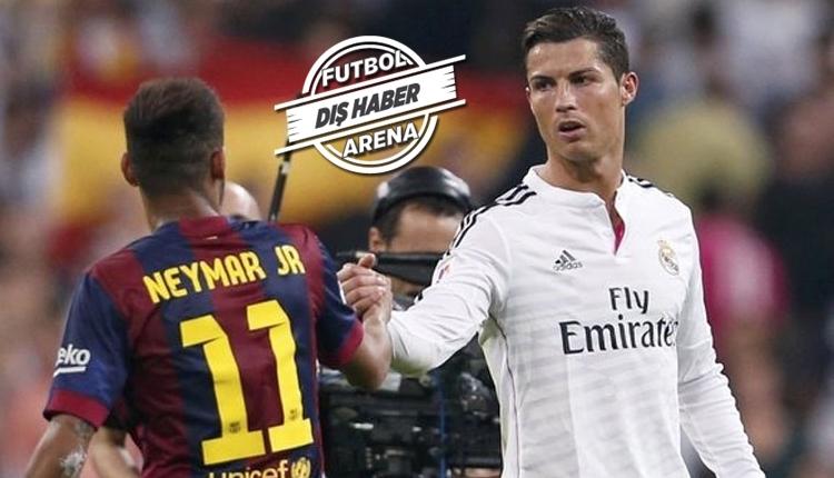 Real Madrid'in Neymar ve Cristiano Ronaldo için sürpriz planı