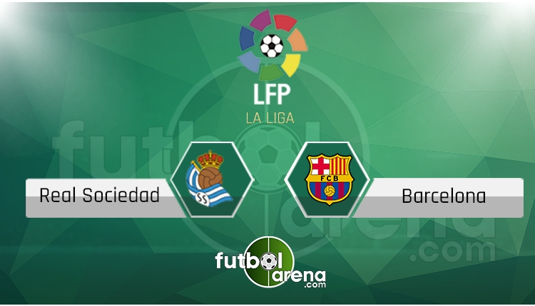 Real Sociedad - Barcelona maçı saat kaçta, hangi kanalda? (İddaa Canlı Skor)
